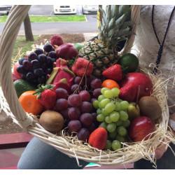 Букет «Заморские фрукты»